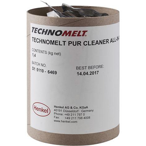 HENKEL TECHNOMELT PUR CLEANER ALL-IN-1HZU0015D1, Kerzen