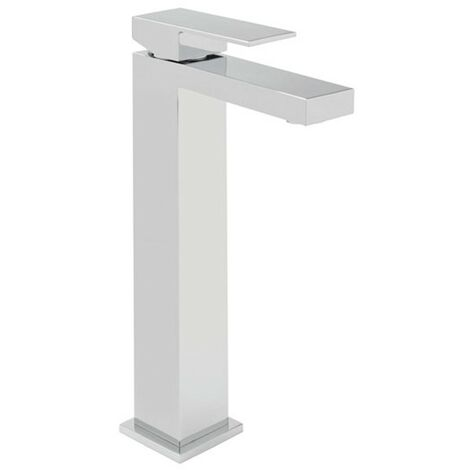 Henley Chrome High Rise Basin Mono Mixer
