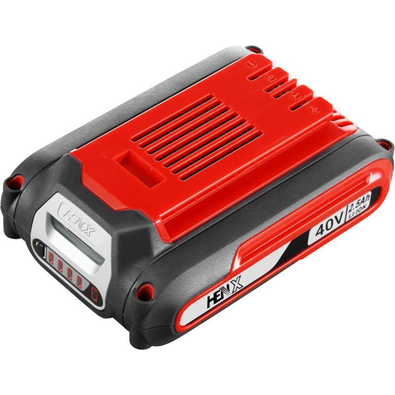 Batterie 40V - 2.5 Ah Li-Ion - Henx