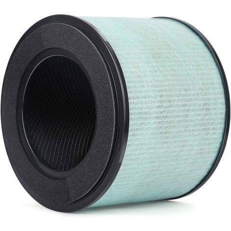 HEPA-Filter - Aktivkohle, Luftreinigungsfilter BS-08, 99,98% Filtration, 165 * 166 mm