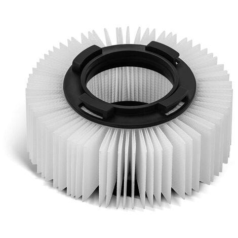 Hepa Filter Nass-Trockensauger Staubsauger Industriesauger Lamellenfilter rund