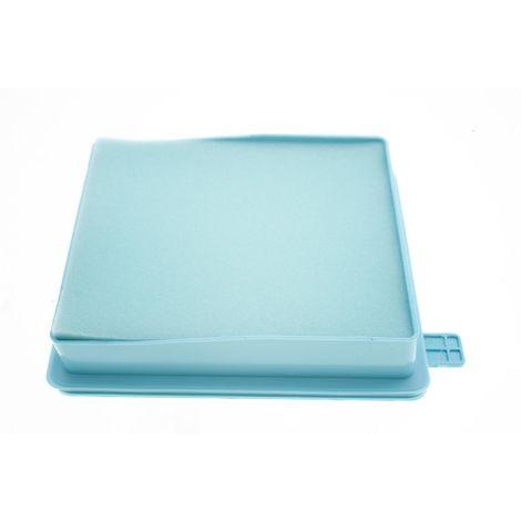 Hepa Filterkassette + 2 Filtermatten passend für Staubsauger Philips FC8058/01, 432200493801, PowerPro compact
