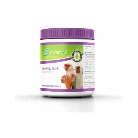 HEPATIC PLUS AVIANVET 500 GR POLVO