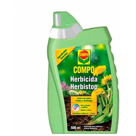 Herbicida Herbistop 500ml Compo