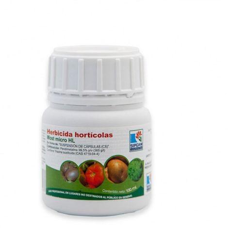 Herbicida hortícolas Most micro HL 100 Ml Sipcam