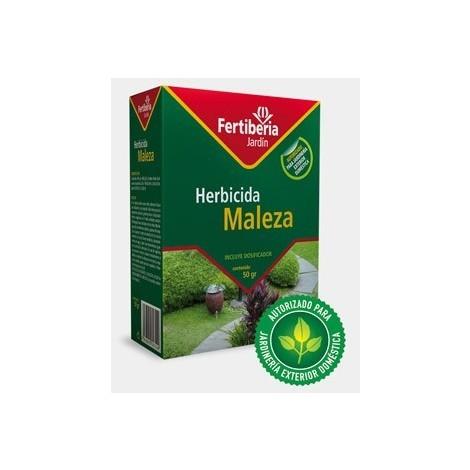 Herbicida Maleza Fertiberia 50Grs Jed