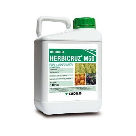 Herbicida MCPA 50 Herbicruz 5Lr Se Necesita Carnet