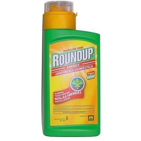 Herbicida Roundup Energy Pro 500 Ml Monsanto