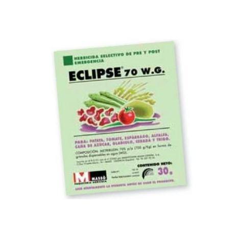 Herbicida selectivo ECLIPSE 70 WG para patata, trigo, alfalfa, cebada, tomate y otros