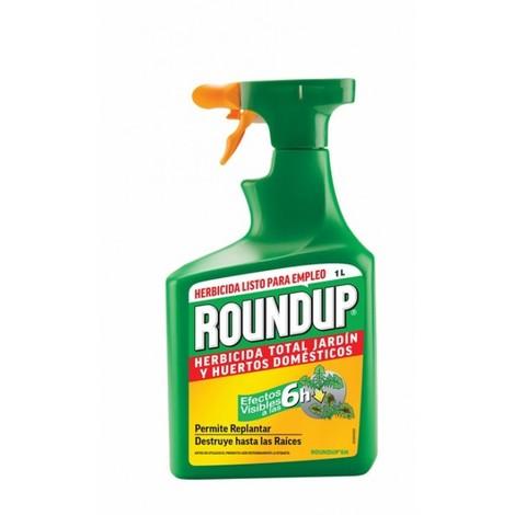 Herbicida Selectivo para Jardines Roundup Gel 1L
