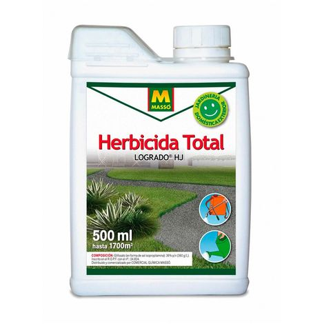 Herbicida total 500ml