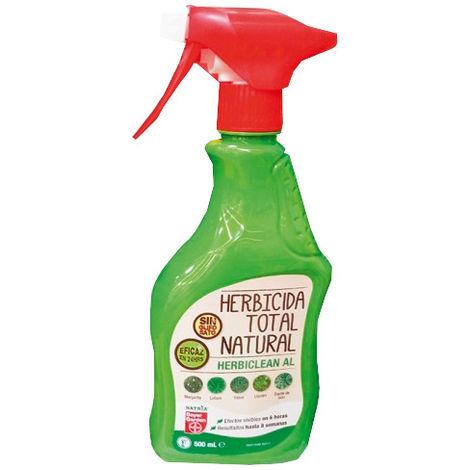 Herbicida total Bayer HERBICLEAN AL 500ml sin glifosato