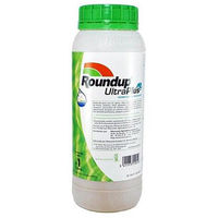 Herbicida total ROUNDUP ULTRA PLUS 1L concentrado