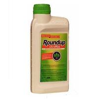 Herbicida total ROUNDUP ULTRA PLUS 500ml sin efecto residual