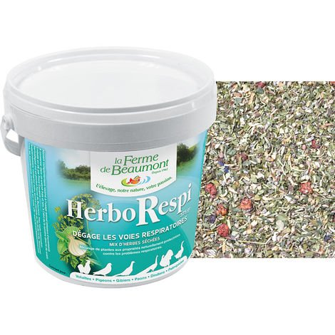 HerboRespi 750 gr