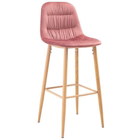 Herby Barstool Vintage Pink (PK 2)