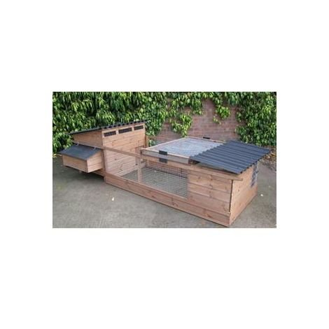 """main image of """"Hereford Poultry House - Portable chicken house for up to 8 hens"""""""
