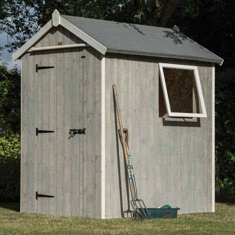 Heritage 6x4 shed