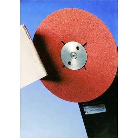 HERMES ABRASIFS - Disque fibre à métaux RB314X 125 mm X 22 mm