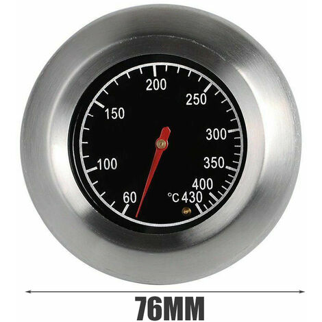 """main image of """"Hermometer for Barbecue Grill Stainless Steel Barbecue Tools BBQ Grill Thermometer Temp Gauge"""""""