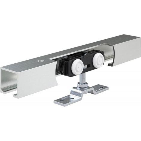 Herraje de puerta corredero 80 NT 50-142cm