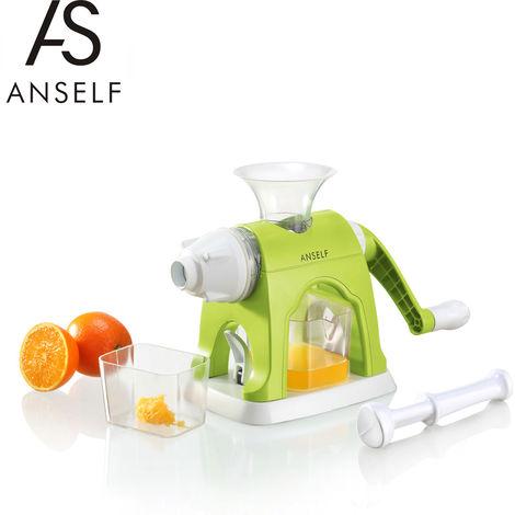 Herramienta de la cocina del hogar Manual ANSELF multifuncional Exprimidor Exprimidor del limon de los agrios naranja jugo del fabricante