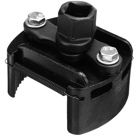 Herramienta de llave de extracción de filtro de aceite universal ajustable, accionamiento de 1/2 '' 60 - 80 mm Nuevo