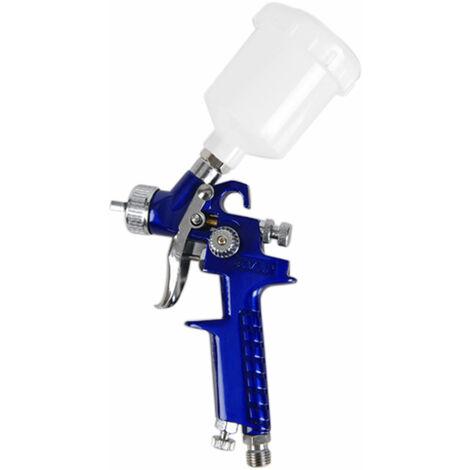 Herramienta de pulverizacion de aire de 1.0 mm, pulverizador de pintura de retoque para automovil