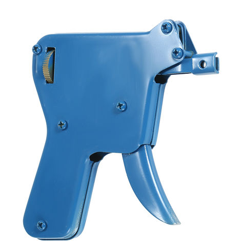 Herramienta para cerrajeria con cerradura fuerte, con 4 cuchillas, azul