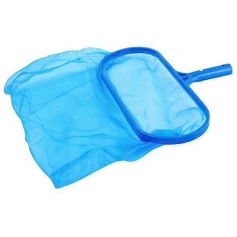 Herramientas de limpieza estandar para piscinas, red de limpieza de hojas de gran calibre Retire la red de limpieza de hojas