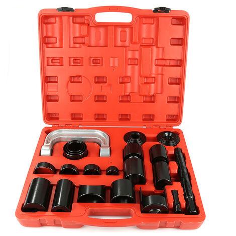 Herramientas para montaje | herramienta de cojinete de rueda |casquillos 21 piezas
