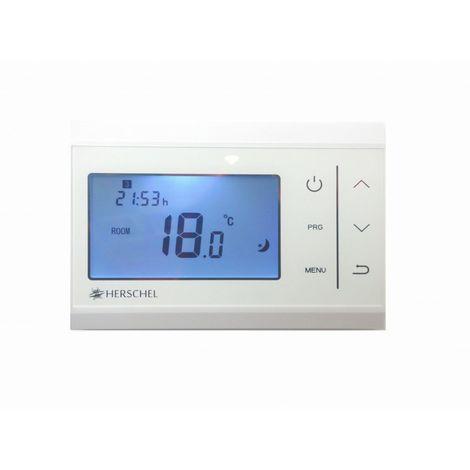 Herschel IQ T1 Thermostat (Inc R1 Receiver) Gen 3