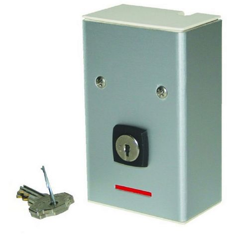 Hesa HE269 Hold-up alarm button with reset key
