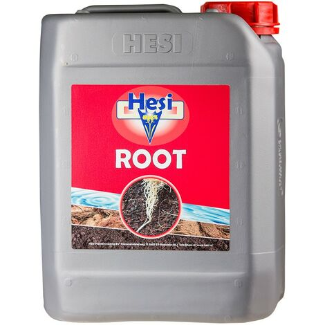 HESI ROOT 5L - Hydro, Terre, Coco - stimulateur racinaire