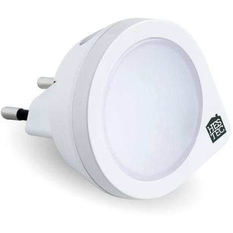 HESTEC Veilleuse économique a LED blanc
