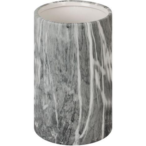Hestia Marble Dolomite Vase 20cm