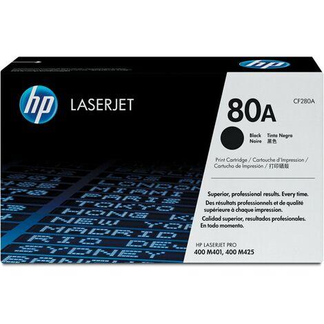 Hewlett Packard HP No.80A Toner Cartridge Black CF280A