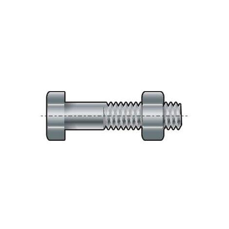 Hex Head Bolt, Metric - Steel - Grade 8.8 - BZP - DIN 960
