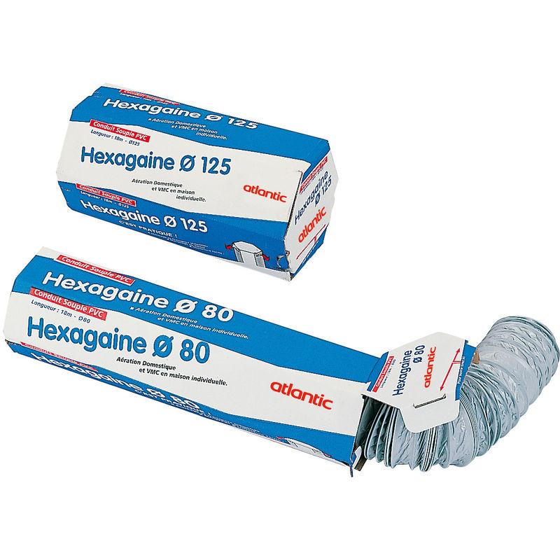 Hexagaine 125 Condpvc Souple D125 18m