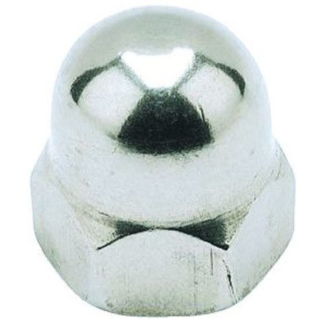 Hexagon domed cap nuts - Stainless Steel Fasteners