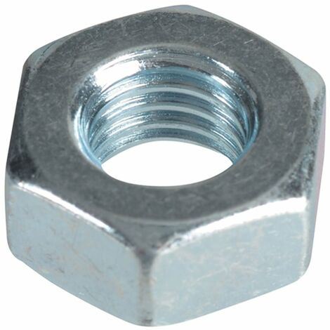 Hexagon Nut & Washer, A2 Stainless Steel Forge Pack