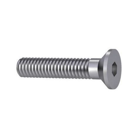 Hexagon socket countersunk head screw ISO 10642 Stainless steel A2