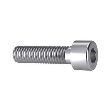 Hexagon socket head cap screw DIN 912 Steel Plain 12.9
