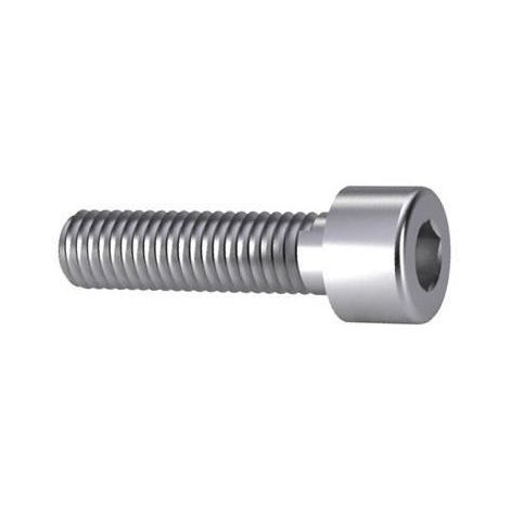 Hexagon socket head cap screw DIN 912 Steel Zinc plated 10.9