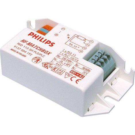 HF-M RED 118 SH PL-C/PL-T 230-240V PHILIPS 92802330