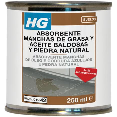 HG - Absorbente de Manchas de Grasa y de Aceite