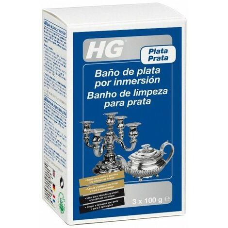 HG - Baño de plata por inmersión