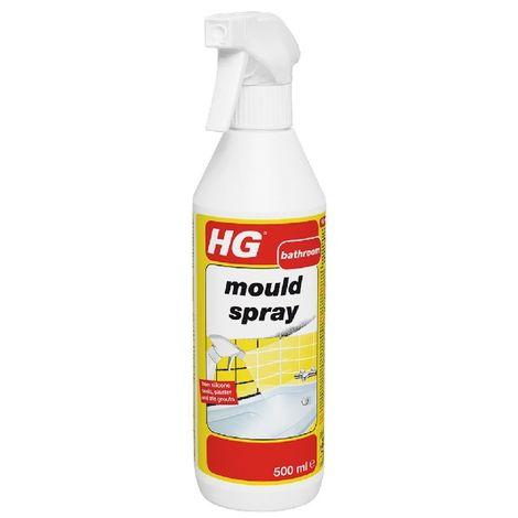HG Bathroom Tile Mould Remover Spray - 500ml