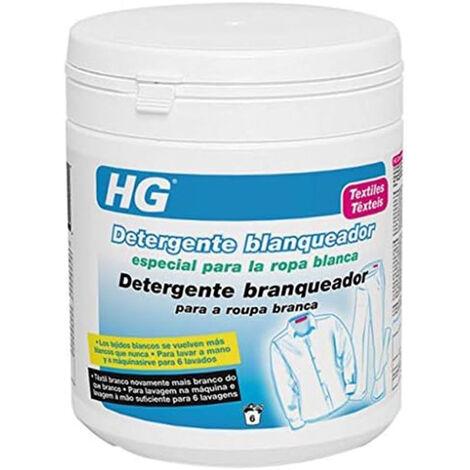 HG - Detergente blanqueador especial para la ropa blanca