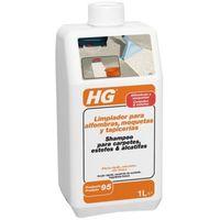 HG Limpiador alfombra moqueta y tapicerías 1 L